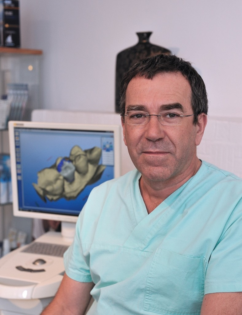 Cerec dentist in London